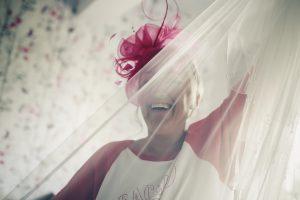 wedding guest Mother veil