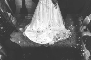 wedding bride dress