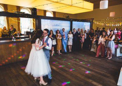 Bluecoat Chambers Wedding Liverpool -19